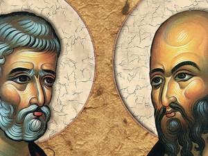 Sveti apostoli Petar i Pavle - Petrovdan