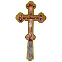 Krst drveni zidni  (kaširan)