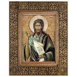 Sveti Jovan (38x30) cm