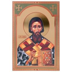 Sveti Sava  (30x20 cm)