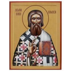 Sveti Sava (32x24) cm