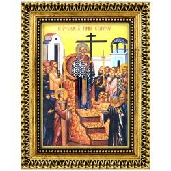 Sveti Vasilije Veliki (39x30) cm