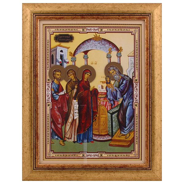 Sretenje Gospodnje (40x31.5) cm