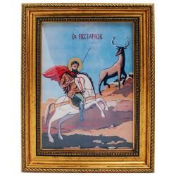 Sveti Evstatije (38x30) cm