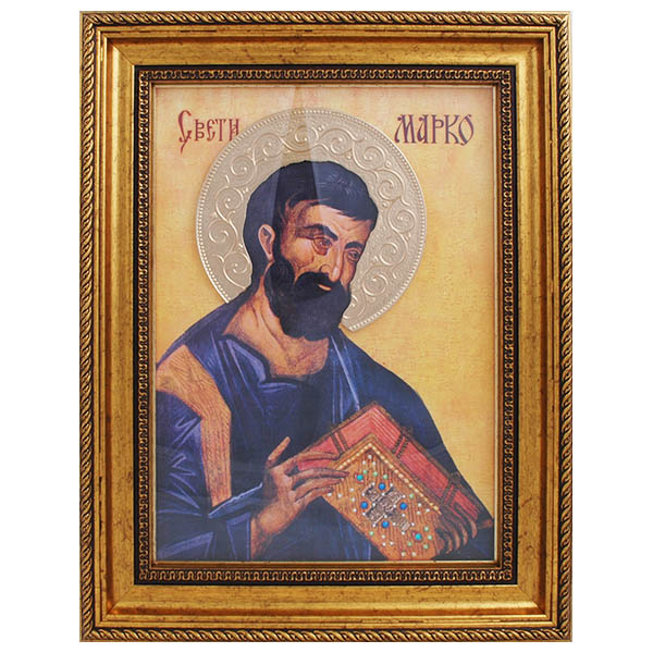 Sveti Apostol Marko (38x30) cm