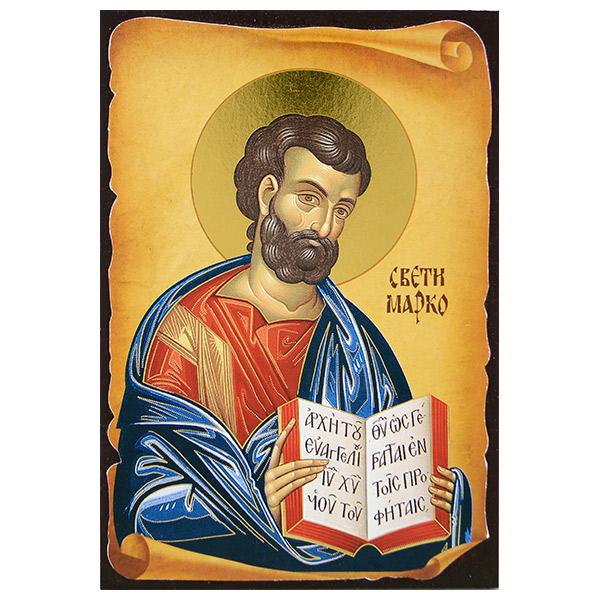 Sveti Marko (16x11) cm