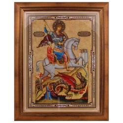 Sveti Đorđe (40x32) cm