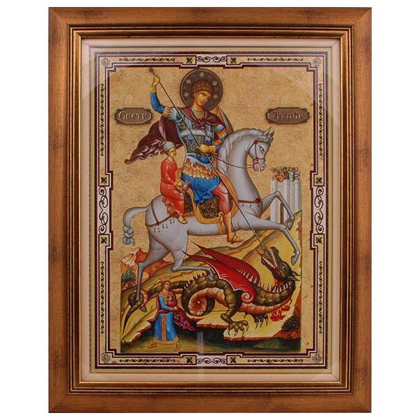 Sveti Đorđe (49x38) cm