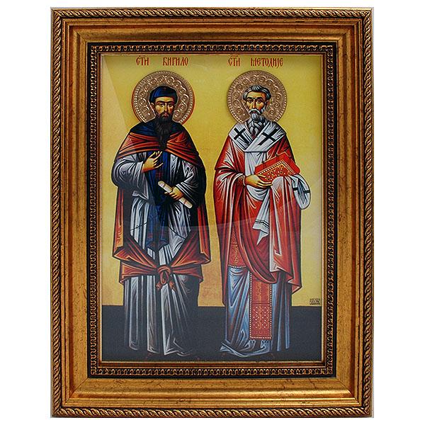 Sveti Kirilo i Metodije (38x30) cm
