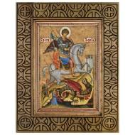 Sveti Đorđe  (38x30)cm
