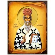 Sveti Vasilije Ostroški (40x30) cm