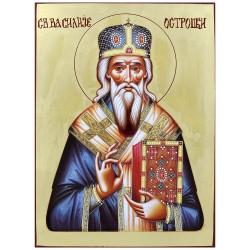 Sveti Vasilije Ostroški (34x25) cm