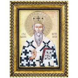 Sveti Vasilije Ostroški (39x30) cm