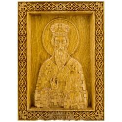 Sveti Vasilije Ostroški (27.5x20) cm