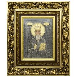 Sveti Vasilije Ostroški (50x43) cm