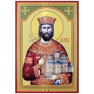Sveti Velikomučenik Car Lazar   (32x22) cm