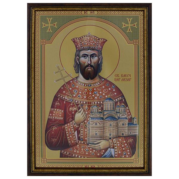 Sveti Velikomučenik Car Lazar   (33x23) cm