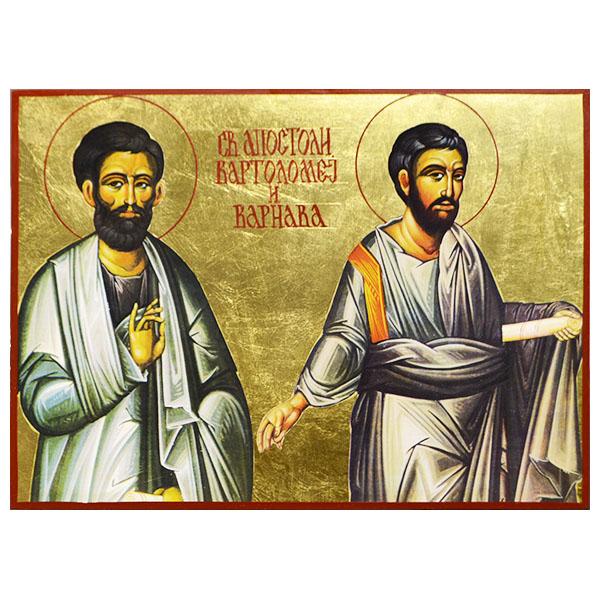 Sveti Apostoli Vartolomej i Varnava (25x34) cm