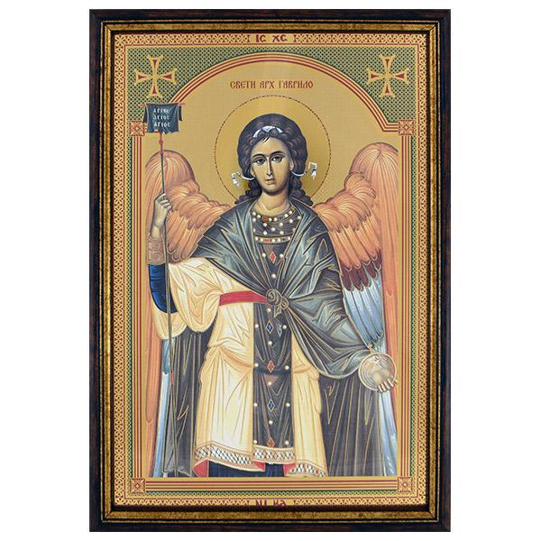 Sveti Arhangel Gavrilo   (33x23) cm