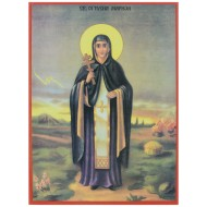 Sveta Marina - Ognjena Marija  (31x22) cm