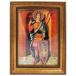 Sveti Prokopije (38x30) cm