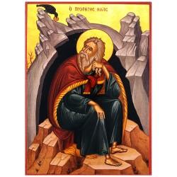 Sveti prorok Ilija  (29x21) cm