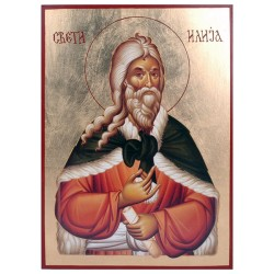 Sveti prorok  Ilija (34x25) cm