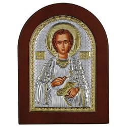 Sveti Pantelejmon (14x10) cm