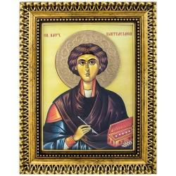 Sveti Pantelejmon (39x30) cm