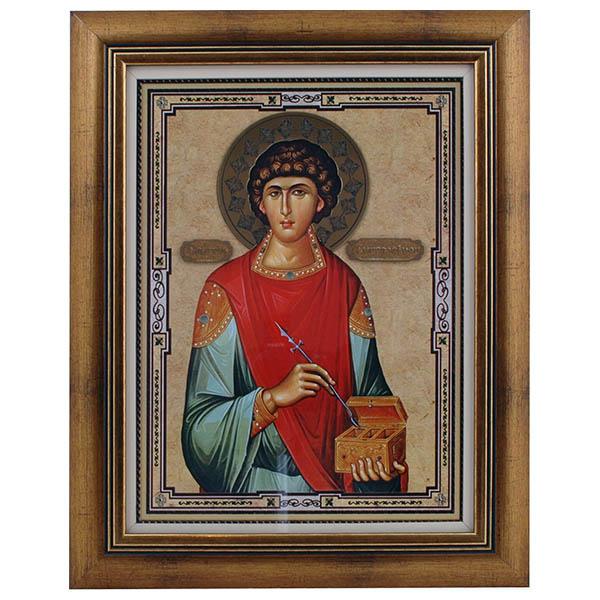 Sveti Pantelejmon (40x31.5) cm