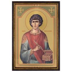 Sveti Pantelejmon   (33x23) cm