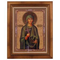Prepodobna mučenica Paraskeva - Trnova petka (40x32) cm