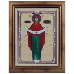 Pokrov Presvete Bogorodice (40x32) cm