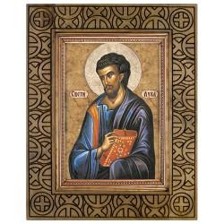 Sveti Luka (38x30) cm