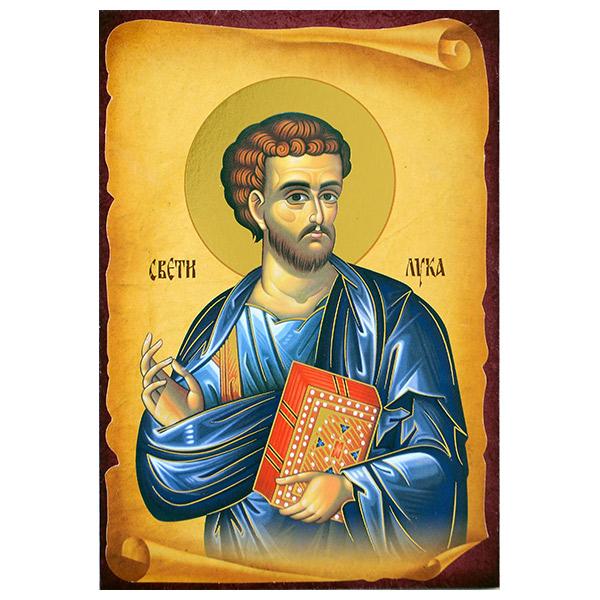 Sveti Luka  (16x11) cm