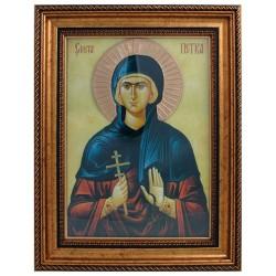 Sveta Petka  (38x30) cm