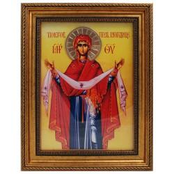 Pokrov Presvete Bogorodice (38x30) cm