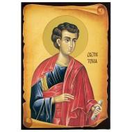 Sveti apostol Toma (16x11) cm