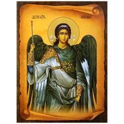 Sveti Arhanđel Mihailo (40x30) cm