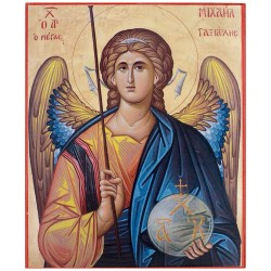 Sveti Arhanđel Mihailo (26x20) cm