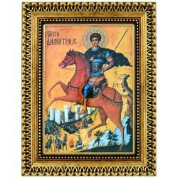 Sveti Dimitrije (39х30) cm
