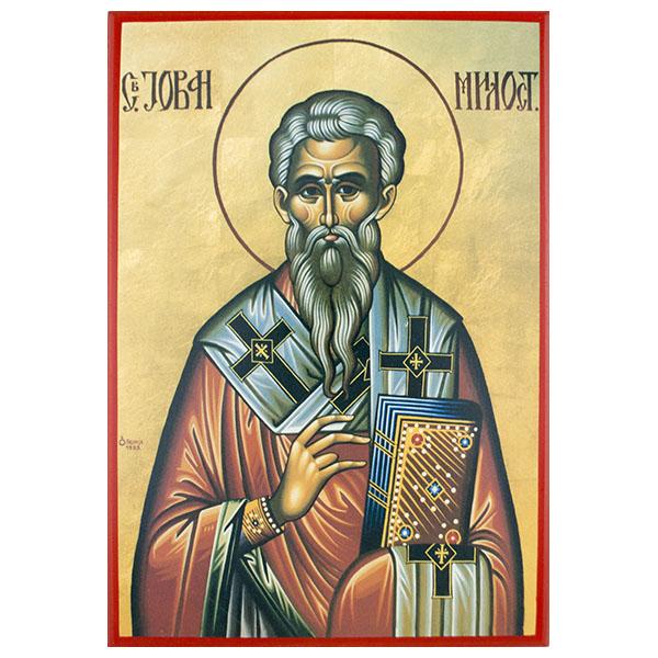 Sv. Jovan Milostivi (34x24) cm
