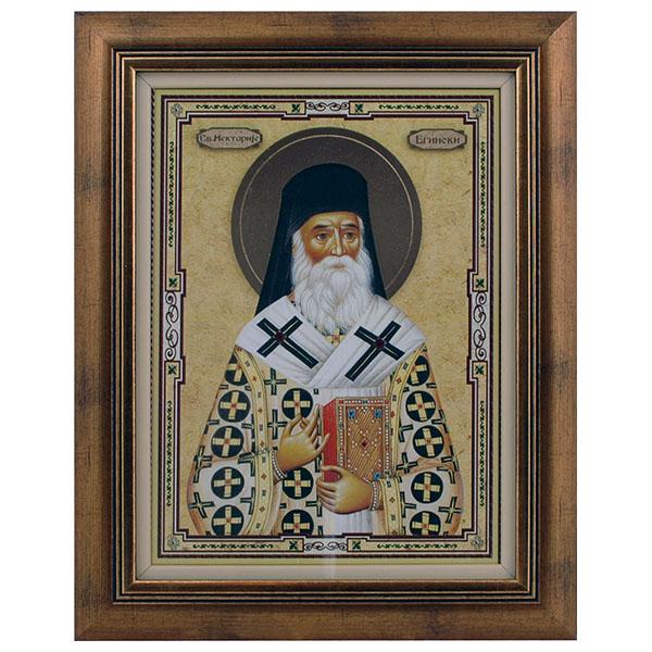 Sv. Nektarije Eginski (40x31.5) cm