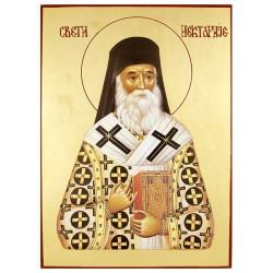 Sv. Nektarije (34х 25) cm