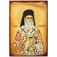 Sveti Nektarije (33x24) cm