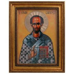 Sv. Jovan Zlatousti (38x30) cm