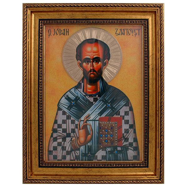 Sveti Jovan Zlatousti (38x30) cm