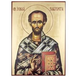 Sv. Jovan Zlatousti (34x25) cm