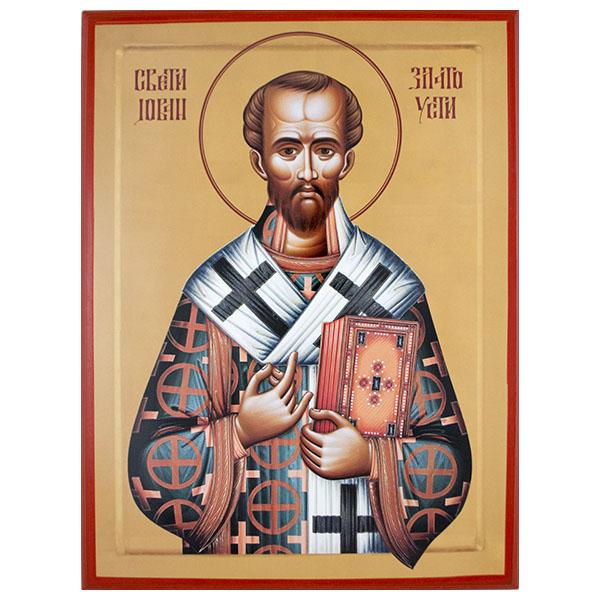 Sv. Jovan Zlatousti (32x24) cm