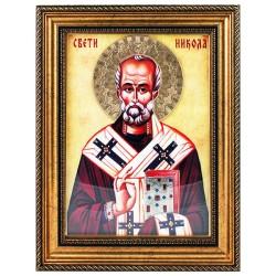 Sveti Nikola (38x30) cm